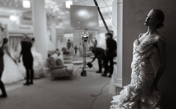 Behind the Scenes of #SayYesToTheDress! #SYTTD